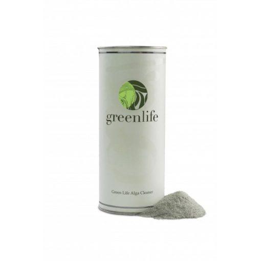 Green Life Alga Cleaner, Chlorella Vulgaris és Psillium tartalmú béltisztító és méregtelenítő étrendkiegészítő