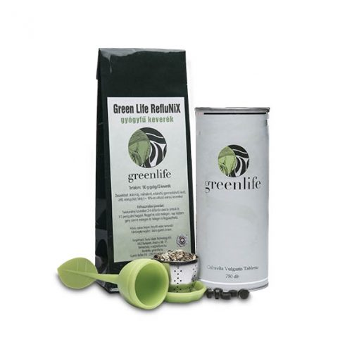 Green Life Reflunix csomag teafilterrel