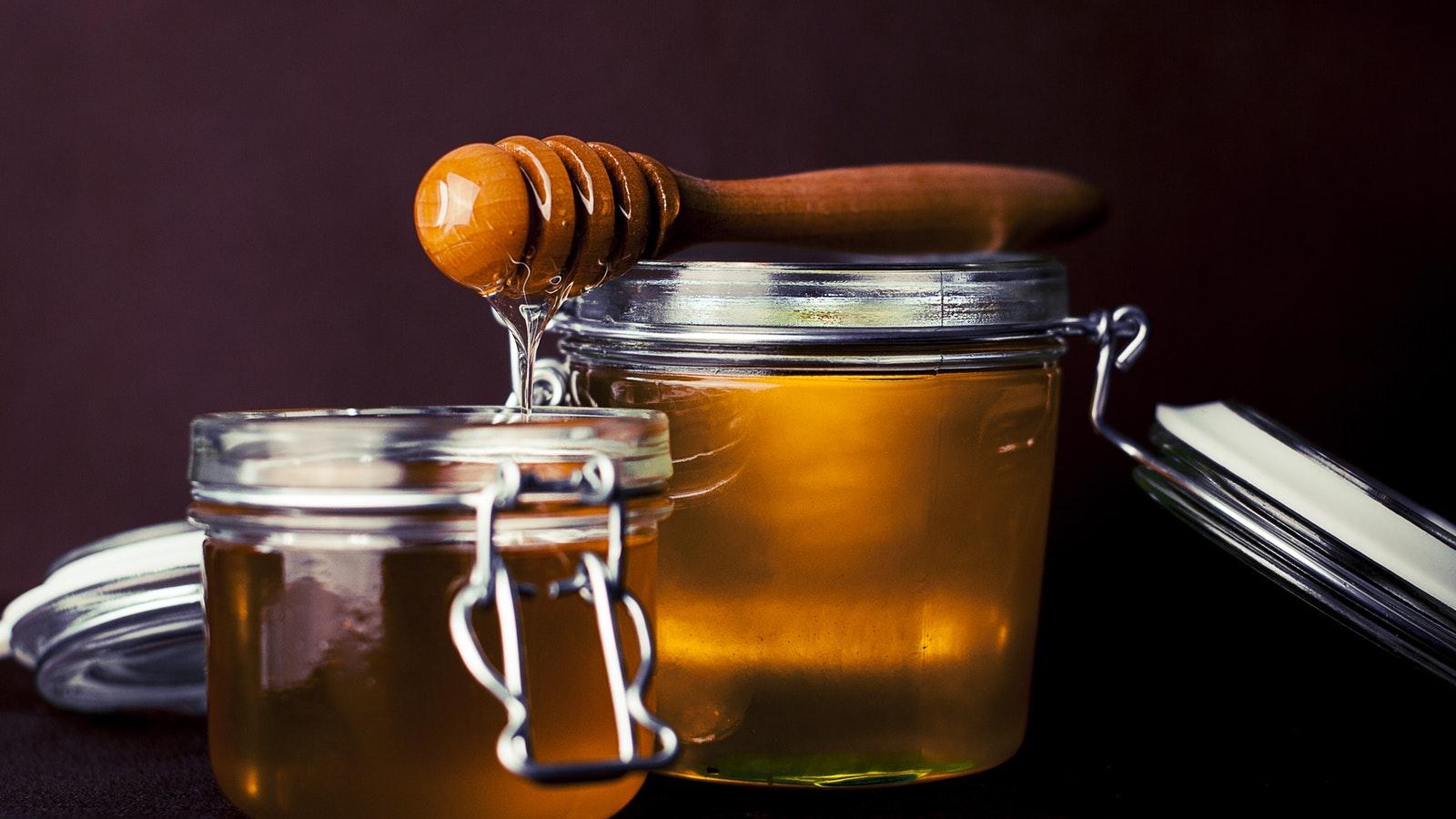 a méz jó a fogyókúra