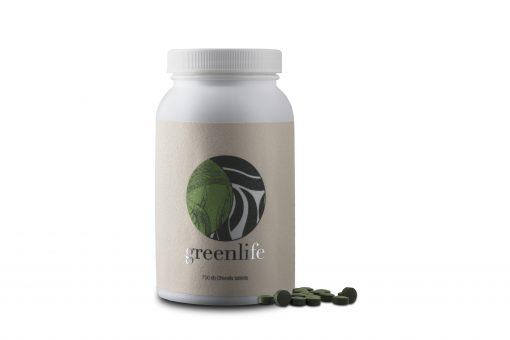 green-life-chlorella